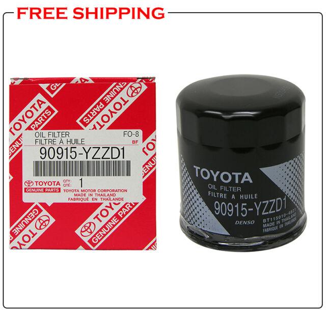 TOYOTA OEM Engine-Oil Filter 90915YZZD1