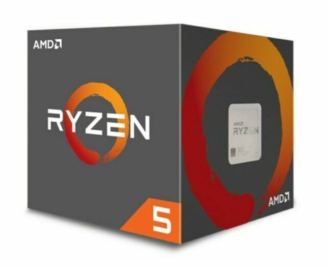 AMD Ryzen 5 1600 3.2GHz 6 Core CPU  with Wraith Spire Cooler