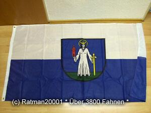 Fahne Flagge Forst Baden Digitaldruck - 90 x 150 cm
