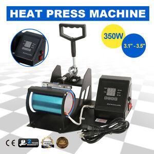 Heat-Press-Transfer-Sublimation-Machine-Dual-Digital-for-Cup-Coffee-Mug-11oz