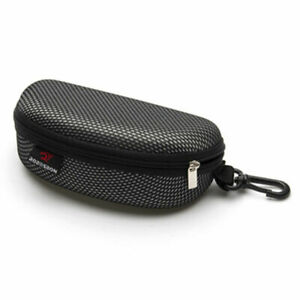 Portable-Zipper-Eye-Glasses-Sunglasses-Clam-Shell-Hard-Case-Protector-Box-Pro