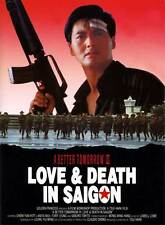 A BETTER TOMORROW III: LOVE AND DEATH IN SAIGON Movie POSTER 11x17 Hong Kong