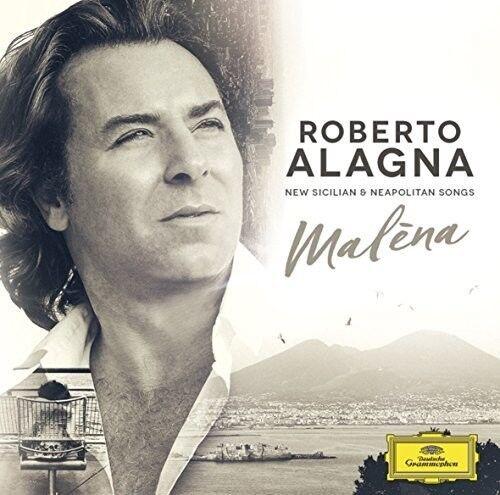 Roberto Alagna - Malena [New CD] France - Import