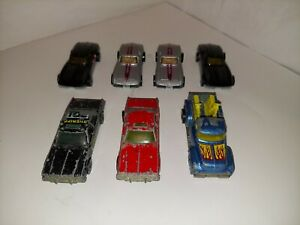 Coches-de-fundicion-Hot-Wheel-Matchbox-Lote-19-de-70s-80s-amp-90-2000-039-s-Lote-al-azar