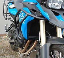 BMW F800GS 2013 Engine Radiator Guard Crash Bars Black Mmoto MM75