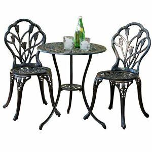 B01GJNU632 furthermore Europa Stone Villena Bistro Set with 2 Verona Chairs as well Garden Furniture Vector besides B01N2PTOQH in addition 332190431526. on bistro garden furniture set