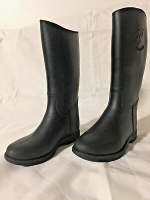 Umile Bottes Équitation Junior Mixte Fouganza Noires T.27 Made In France Occasion Tbe Ufficiale 2019