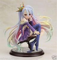 Anime NO GAME NO LIFE SHIRO 1/7 Scale Figure Figurine New in Box
