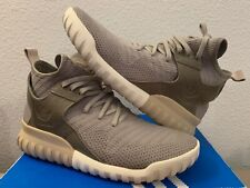 low priced 650eb 56a8c ADIDAS ORIGINALS TUBULAR X KNIT SESAME CLAY S81673 Size 9.5
