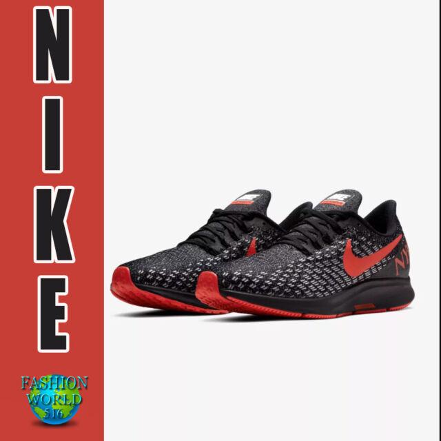detailed look 47b9c c3dbd Nike Men's Size 13 Air Zoom Pegasus 35 NYC Marathon Men's Running Shoes  Bv5484