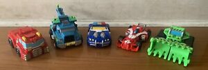 transformers rescue bots academy MIX LOT'