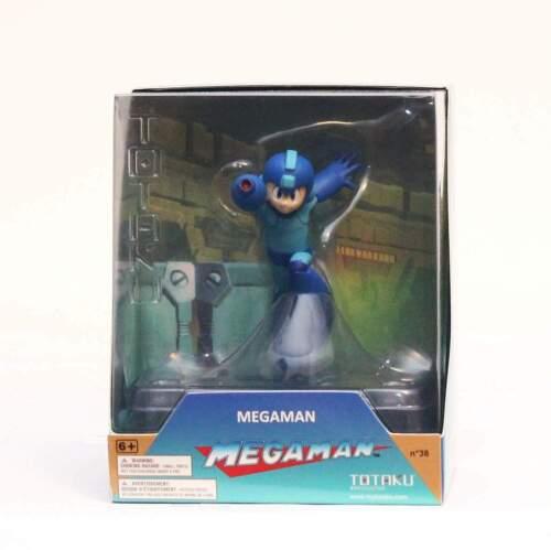 Totaku Collection N 38-Esclusivo Figura MEGA MAN PRIMA EDIZIONE NEW-in mano