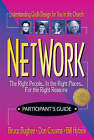 Network: Understanding God's Design for You in the Church: Participants Guide by Bruce L. Bugbee (Paperback, 1994)