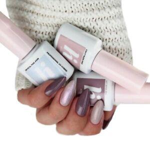 HI HYBRID UV LED Gel Polish Semilac Base Extend Top No Wipe Colors 099-431 IT