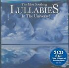 The Most Soothing Lullabies in the Universe! by Various Artists (CD, Apr-2004, 2 Discs, Denon Records)