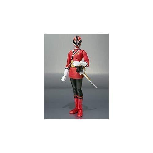 Figuarts SAMURAI Sentai shinkenger Shinken Rosso Kaoru SHIBA Figura BANDAI NUOVO S.H