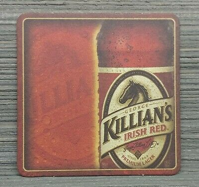 George Killian/'s Pour Yourself Irish Coaster
