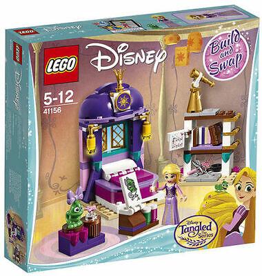 Lego Disney Princess 41156 La Cameretta Nel Castello Di Rapunzel Nuovo Raro