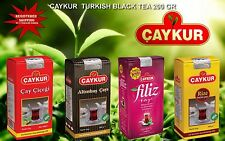 TURKISH BLACK TEA - CAYKUR RIZE 200 GR  (4 different choices) Exp. Date 2017