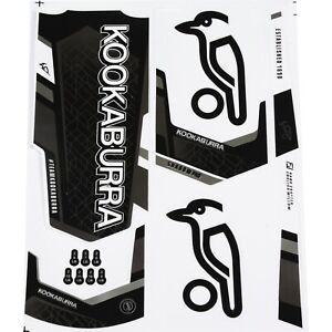 Free Shipping AU Stock Cricket Bat Sticker  Embossed