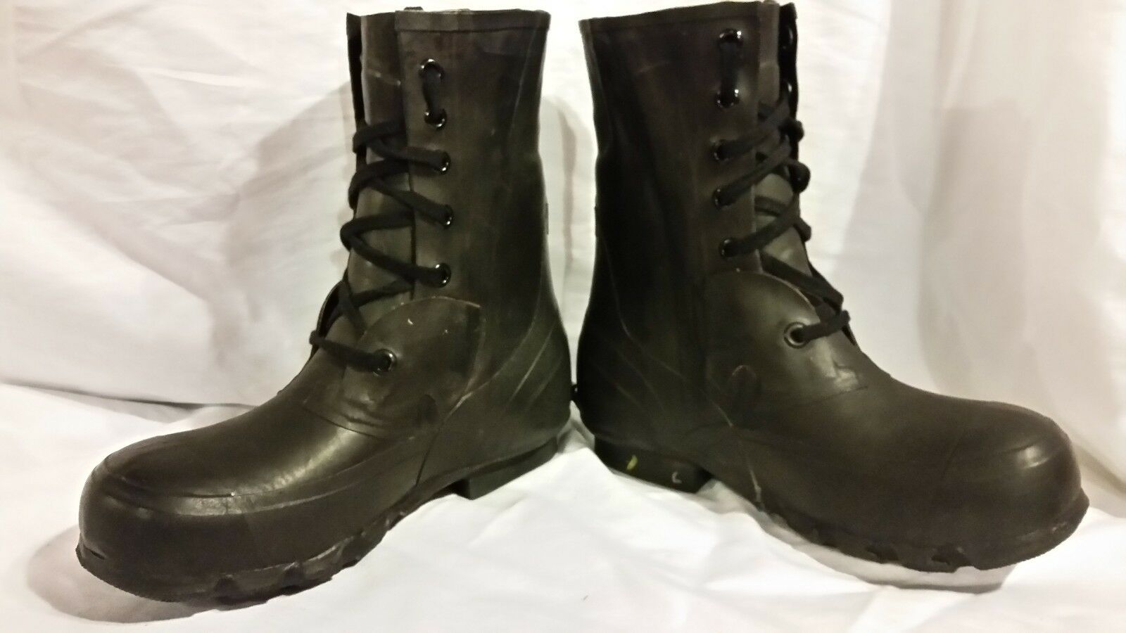 MICKEY BRISTOLITE MILITARY ARCTIC Stiefel COLD WEATHER 8 NO VALVE GROUND FORCES 8 WEATHER N 9039d6