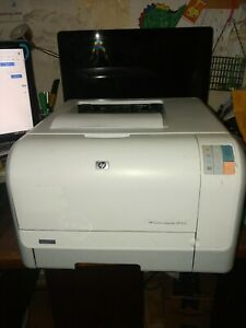 HP-LaserJet-CP1215-Workgroup-Laser-Printer-w-Toner-working-but-with-an-issue