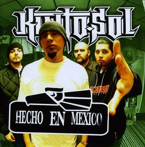 Kinto Sol - Hecho en Mexico [New CD]