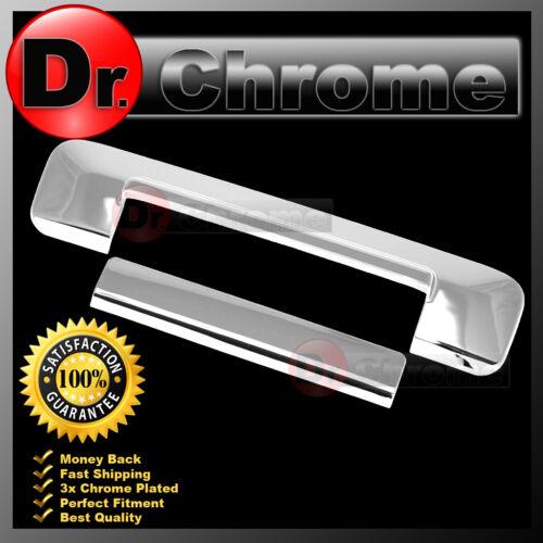 05-15 TOYOTA TACOMA Triple Chrome ABS Tailgate handle no Camera hole Cover