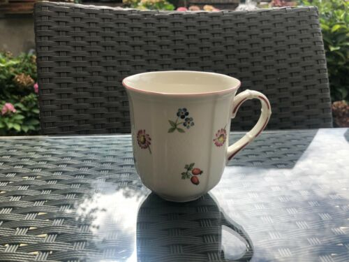 1 Tasse Anse Tasse v/&b Villeroy /& Boch Petite Fleur Excellent état