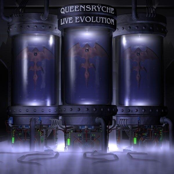 QUEENSRYCHE - Live Evolution  (2-CD)