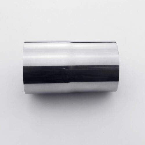 """2.75/"""" ID 70mm to 3/"""" ID 76 mm exhaust reducer adapter pipe 304 stainless steel"""