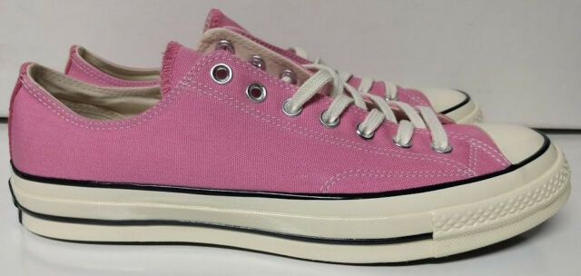 Converse Chuck Taylor CTAS 70 Ox Size 10 Mens 12 Womens Pink Chateau Rose Shoe