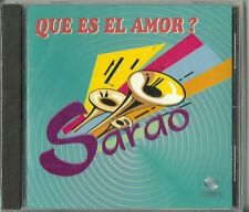 Que Es El Amor? Sarao Latin Music CD New