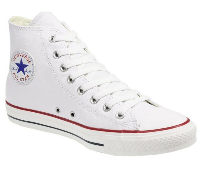 All Men's 132169c Sizes Taylor Chuck Converse Classic Leather Ct White Hi 8nwymPvN0O