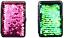 縮圖 1 - Champ Cigarette Case 14 King Size - Metal/Fabric Glitter - Rubber Band - 2