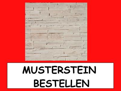Steinoptik Für Innen Modulo Star Gips Riemchen Genossenschaft Musterstein Zu Wandverblender