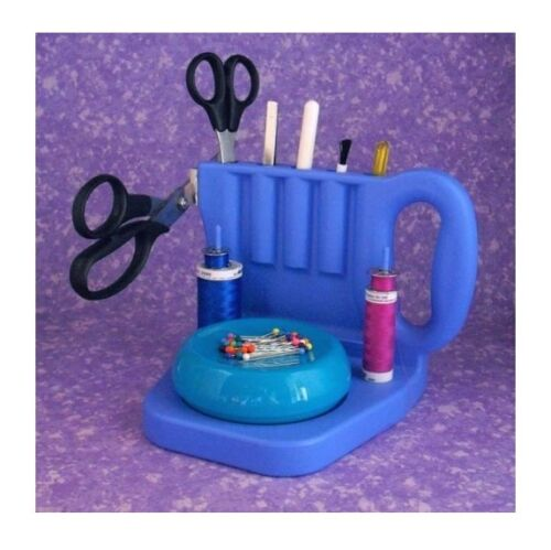 Tool Caddy with Grabbit Pincushion for Sewing /& Quilting Includes PINS!!!