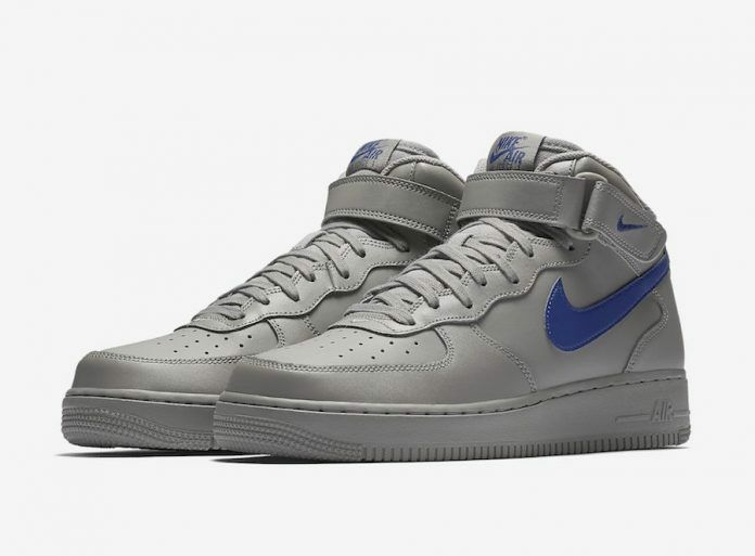 best-selling model of the brand Mens Nike Air Force 1 Mid '07 315123-040 Dust Brand New Comfortable