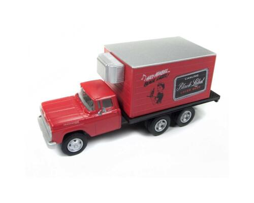 Carling Beer  CMW30508 Classic Metal Works HO 1954 Ford Refrigerator Box Truck