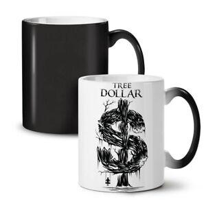 Tree Dollar NEW Colour Changing Tea Coffee Mug 11 oz   Wellcoda