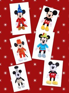 Mickey-Mouse-Plush-Collector-Box-Set-90th-Anniversary-Through-the-Years-Gift