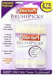 Doctors-Brushpicks-Brush-Picks-Interdental-Toothpicks-275-Count-6-packs