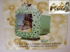 (33688) CUBRE BORDE MONITOR PANTALLA TELEVISOR TELEVISION ELASTIC ANIMAL VARIADO