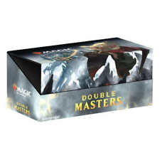 Double Masters Booster Box NEW SEALED MTG Magic PRESALE SHIPS 8/7!