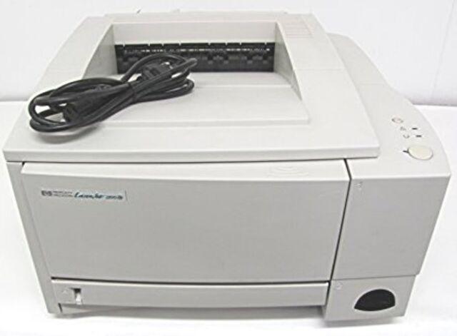 HP LJ 2200 DESCARGAR DRIVER