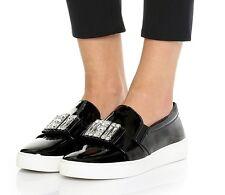 Michael Kors Sneaker Michelle Slip-On Embellished Sneakers  Black  Gr.39 Neu!