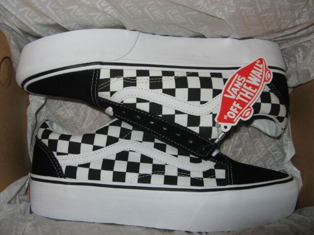Shoes Vans Old Skool Platform Size 6 5 Uk Code Vn0a3b3uy28 9w For Sale Online Ebay