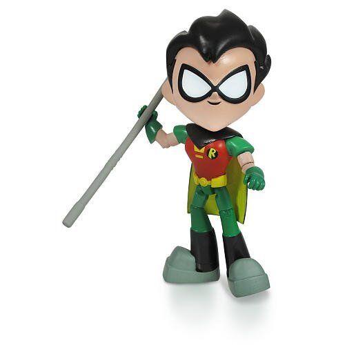 Teen Titans Go Teen Titans - 5  Robin Figure