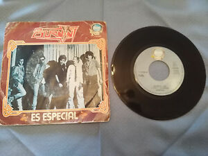 BURNING-ES-SPECIALE-SINGLE-7-034-VINYL-1980-OCRA-SPANISH-MODIFICA-RARE