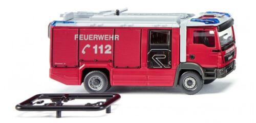 Wiking 61246 Feuerwehr Rosenbauer AT LF MAN TGM Euro 6